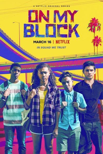 Caratula, cartel, poster o portada de On My Block