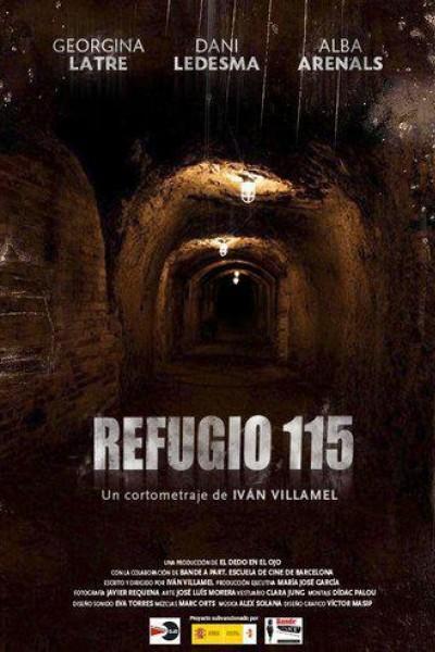Caratula, cartel, poster o portada de Refugio 115