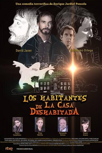 Caratula, cartel, poster o portada de Los habitantes de la casa deshabitada