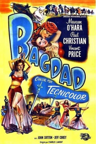 Caratula, cartel, poster o portada de Bagdad