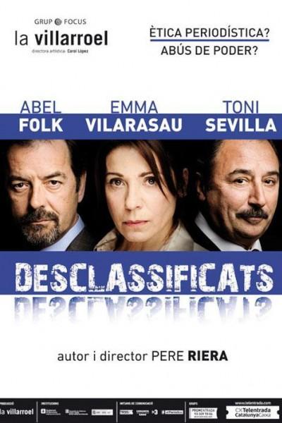 Caratula, cartel, poster o portada de Desclasificados