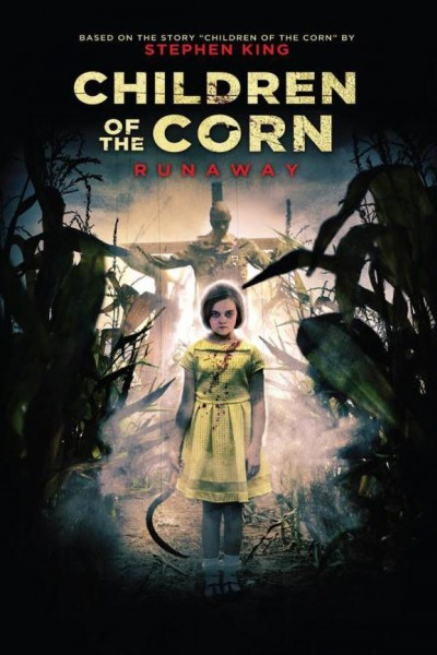 Caratula, cartel, poster o portada de Los chicos del maíz: La huida