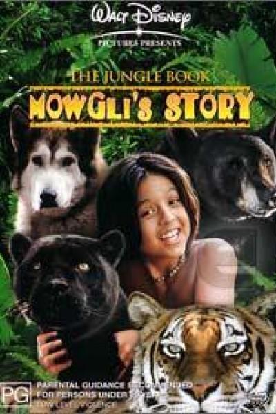 Caratula, cartel, poster o portada de La historia de Mowgli
