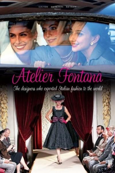 Caratula, cartel, poster o portada de Atelier Fontana