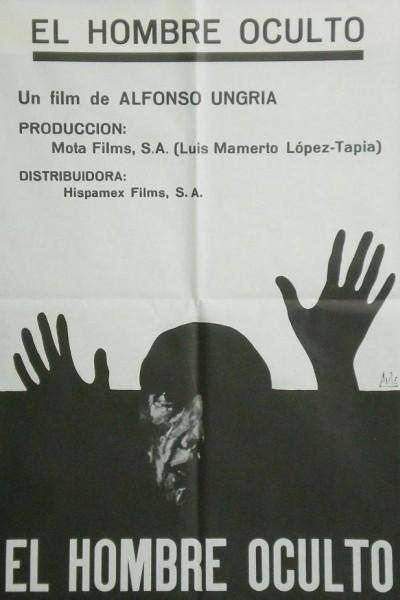 Caratula, cartel, poster o portada de El hombre oculto