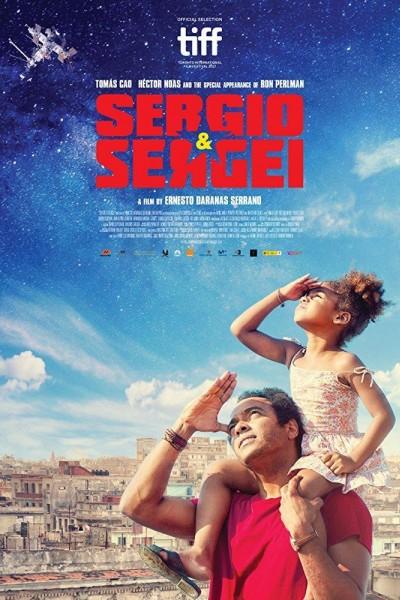 Caratula, cartel, poster o portada de Sergio & Sergei