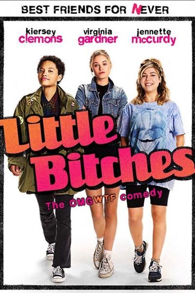 Caratula, cartel, poster o portada de Little Bitches