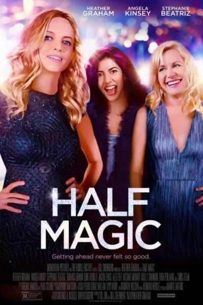 Caratula, cartel, poster o portada de Half Magic