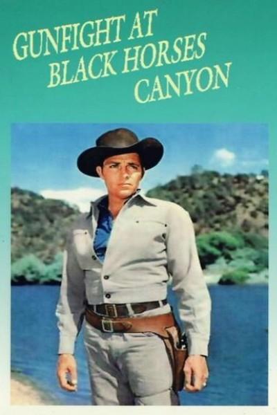 Caratula, cartel, poster o portada de Duelo en el cañón