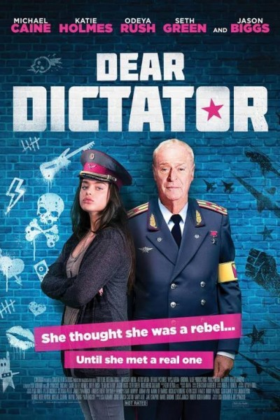 Caratula, cartel, poster o portada de Mi querido dictador
