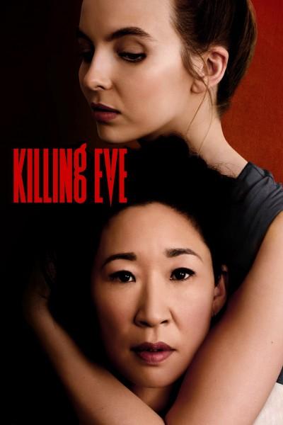 Caratula, cartel, poster o portada de Killing Eve