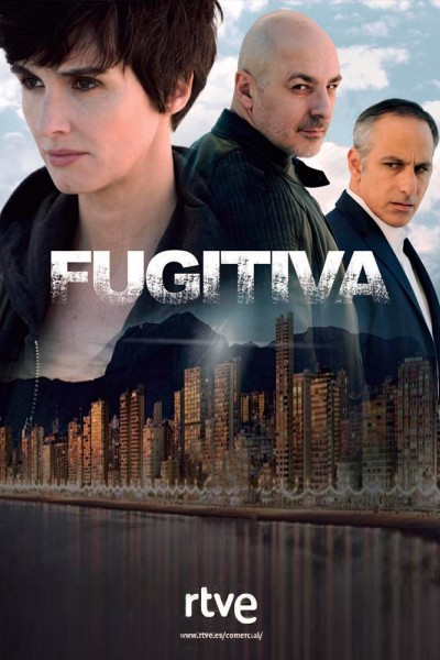 Caratula, cartel, poster o portada de Fugitiva
