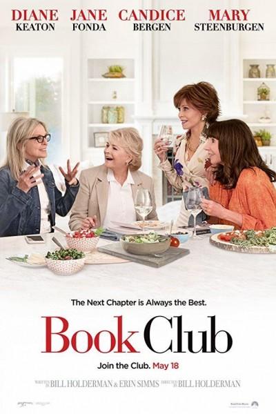 Caratula, cartel, poster o portada de Book Club