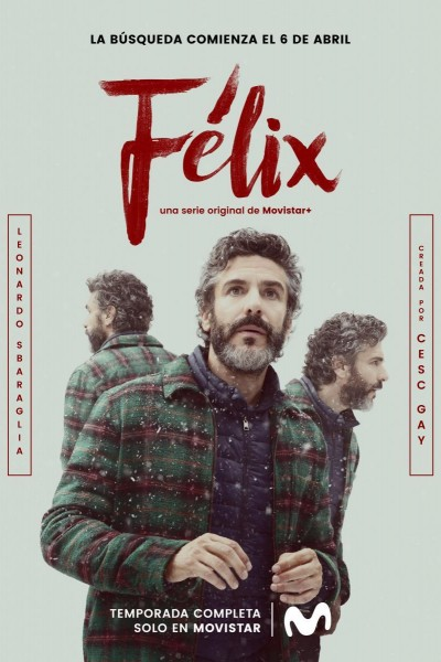 Caratula, cartel, poster o portada de Félix