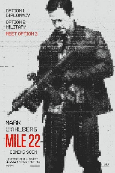 Caratula, cartel, poster o portada de Milla 22