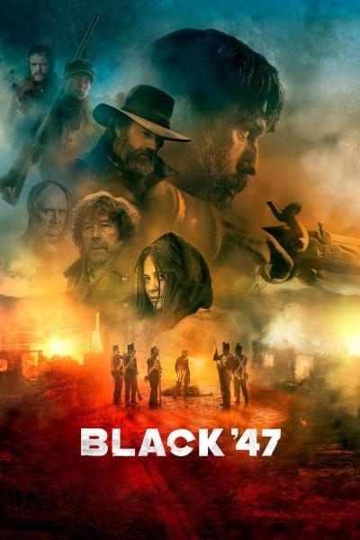 Caratula, cartel, poster o portada de Black 47