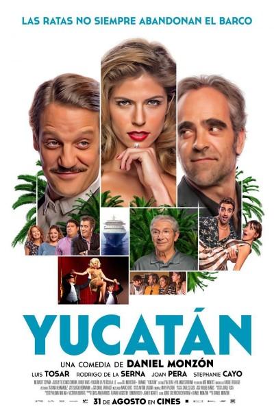 Caratula, cartel, poster o portada de Yucatán