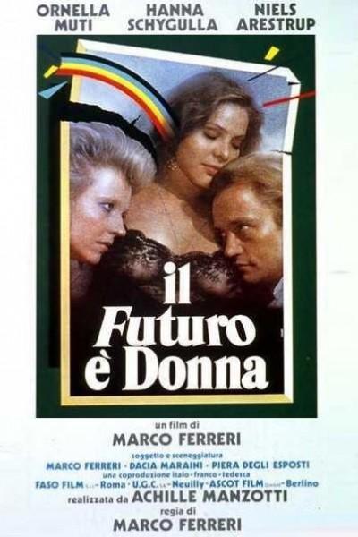 Caratula, cartel, poster o portada de El futuro es mujer
