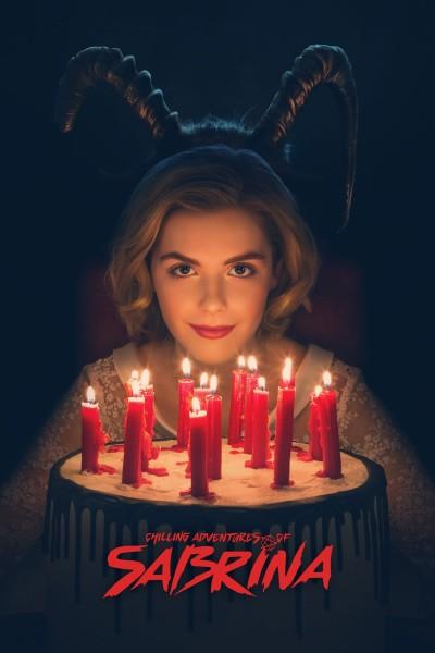 Caratula, cartel, poster o portada de Las escalofriantes aventuras de Sabrina