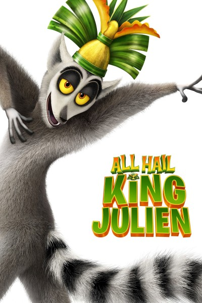 Caratula, cartel, poster o portada de All Hail King Julien