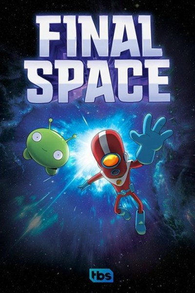 Caratula, cartel, poster o portada de Final Space