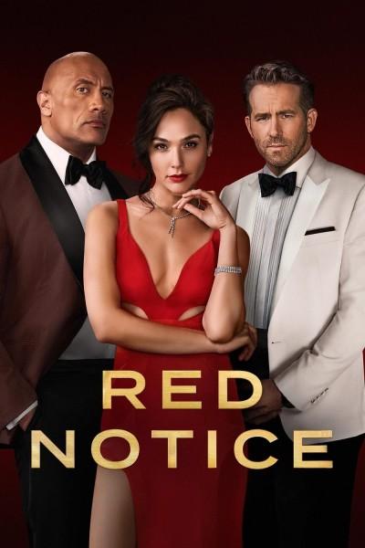 Caratula, cartel, poster o portada de Red Notice