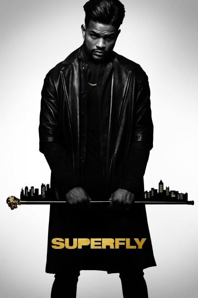 Caratula, cartel, poster o portada de SuperFly