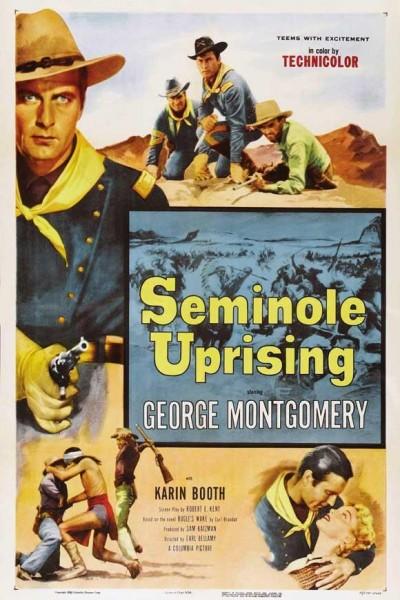 Caratula, cartel, poster o portada de El levantamiento de los seminolas