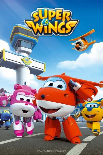 Caratula, cartel, poster o portada de Super Wings!