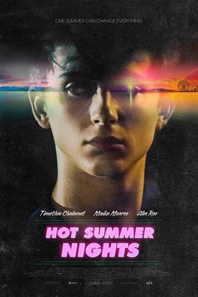 Caratula, cartel, poster o portada de Hot Summer Nights