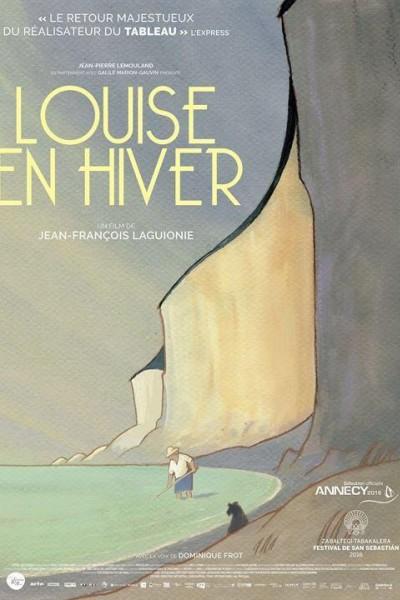 Caratula, cartel, poster o portada de Louise en invierno
