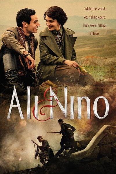 Caratula, cartel, poster o portada de Ali y Nino