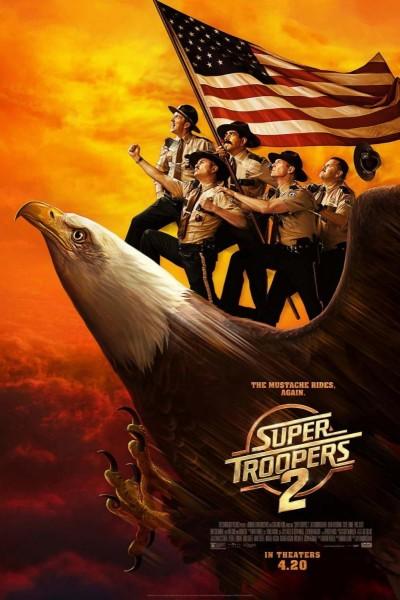 Caratula, cartel, poster o portada de Supermaderos 2