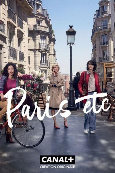Caratula, cartel, poster o portada de Paris etc