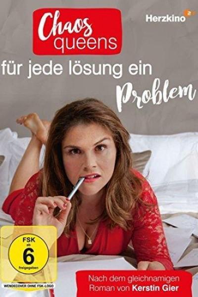 Caratula, cartel, poster o portada de Un problema para cada solución