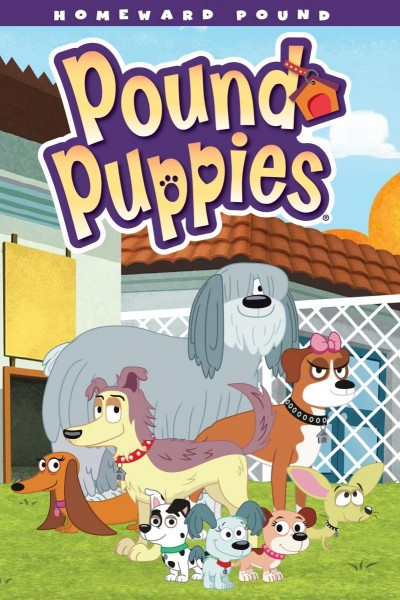 Caratula, cartel, poster o portada de Pound Puppies