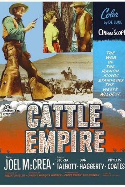 Caratula, cartel, poster o portada de El imperio del ganado