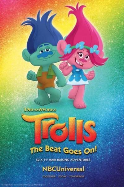 Caratula, cartel, poster o portada de Trolls: ¡No pierdas el ritmo!