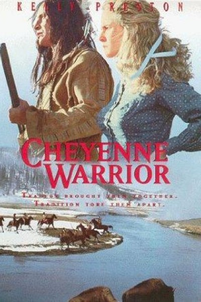 Caratula, cartel, poster o portada de Guerrero Cheyenne
