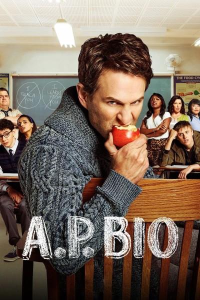Caratula, cartel, poster o portada de A.P. Bio