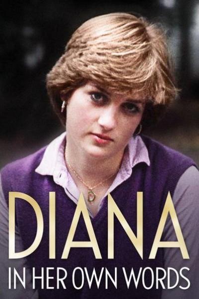 Caratula, cartel, poster o portada de Princesa Diana: En primera persona