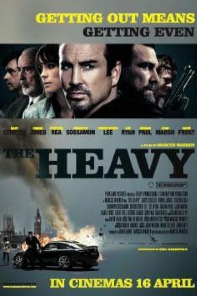 Caratula, cartel, poster o portada de The Heavy