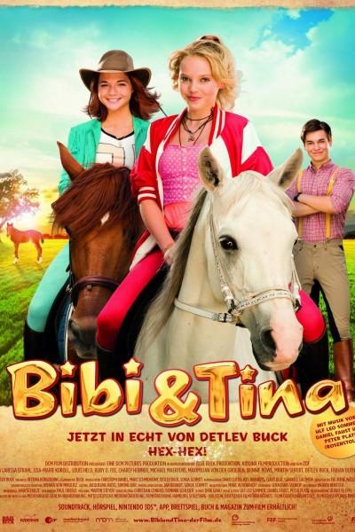 Caratula, cartel, poster o portada de Bibi & Tina