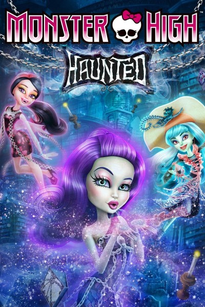 Caratula, cartel, poster o portada de Monster High: Fantasmagóricas