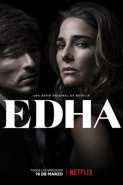 Caratula, cartel, poster o portada de Edha
