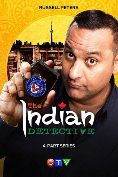 Caratula, cartel, poster o portada de The Indian Detective