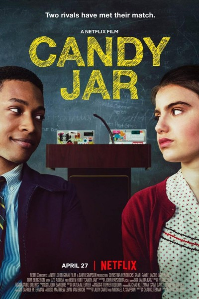 Caratula, cartel, poster o portada de Candy Jar