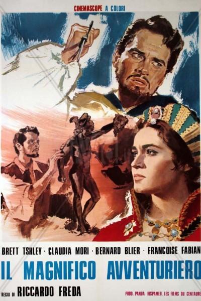 Caratula, cartel, poster o portada de El magnífico aventurero