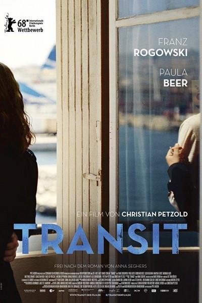 Caratula, cartel, poster o portada de En tránsito