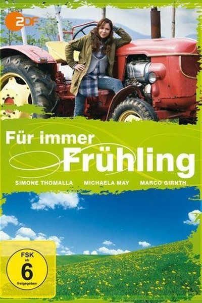 Caratula, cartel, poster o portada de Siempre en primavera
